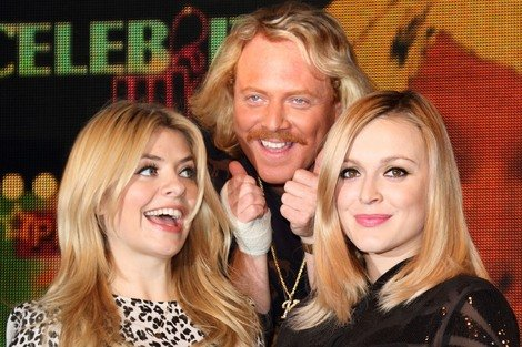 Celebrity Juice Christmas Special