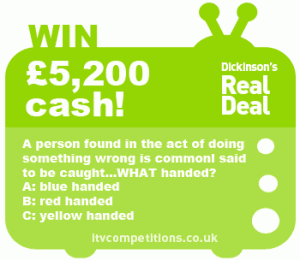 Dickinsons-Real-Deal-competition-20.12.12