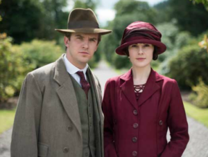 ITV Christmas Special Downtown Abbey