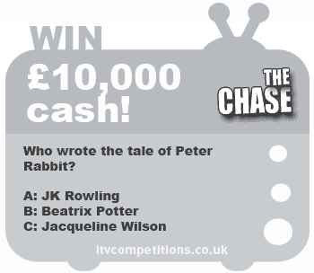 The Chase competition question