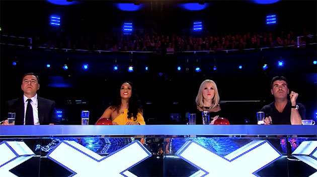 Britain's Got Talent with Simon Cowell