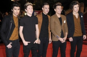 Yahoo! Contributor Network - One Direction at the NRJ Music Awards on 26 Jan 2013