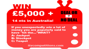 Channel-4-Deal-or-No-Deal-competition-10-02-14