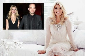 Holly Willoughby Pregnant