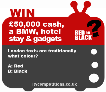 red or black competition - 27.08.12