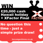 ITV X Factor competition