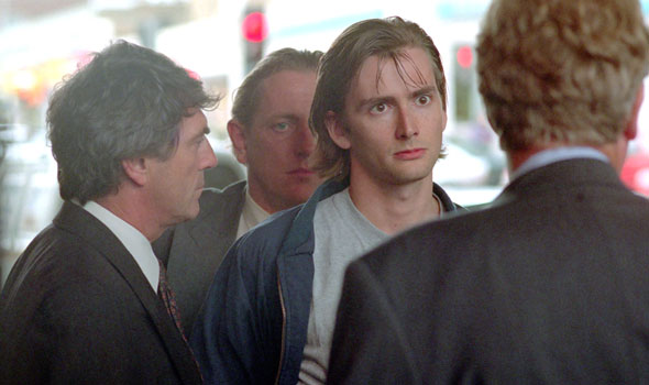 David Tennant Featured On ITV's You Saw Them Here First