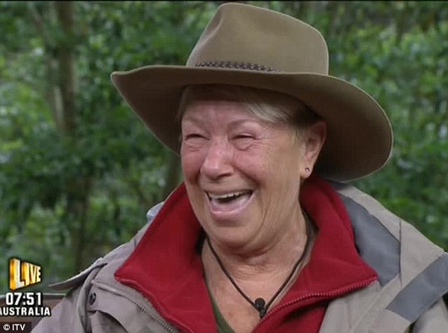 I'm a Celebrity: Laila Morse gets crabby in Bushtucker ...