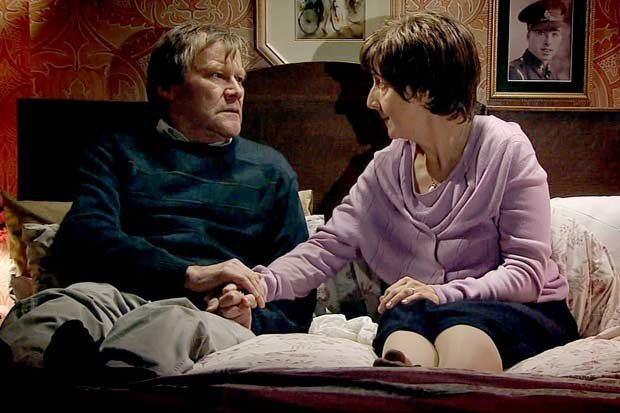Coronation Street Roy Cropper