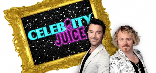 Celebrity Juice Gino D'Acampo
