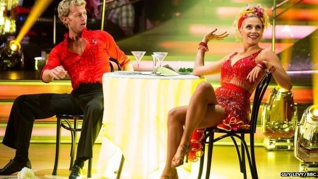 Strictly Come Dancing Leads Ratings