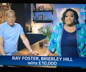 ITV live grab a grand competition