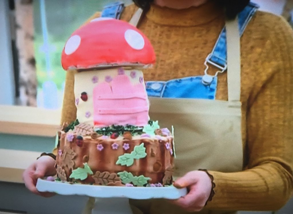 The Great British Bake Off - 1st week - Part Two!