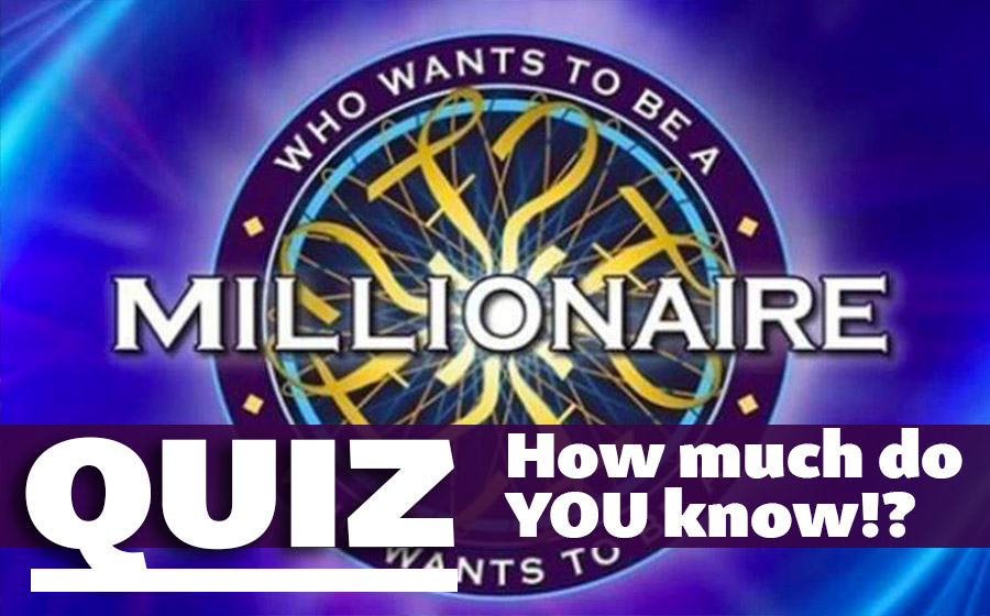 Who Wants To Be A Millionaire Competition - Latest ITV comps