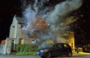 Hollyoaks - the blast spoiler