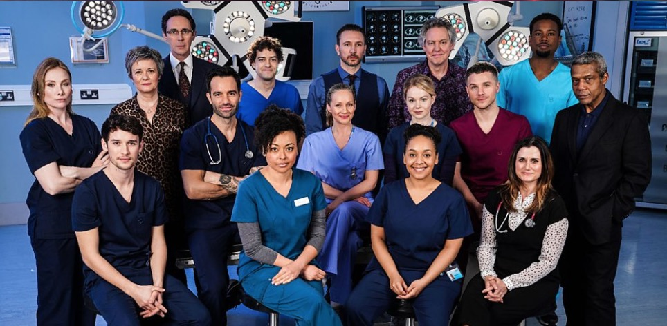Casualty spoilers and Holby City
