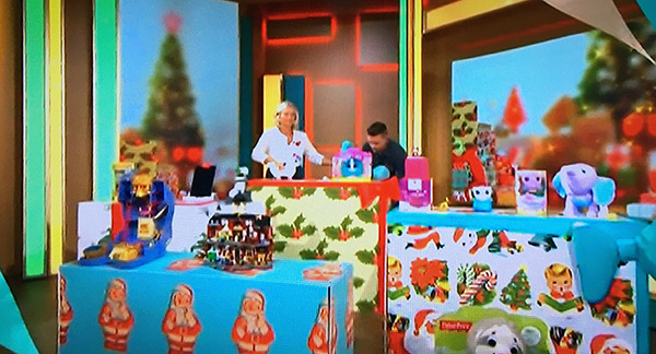 christmas toy bundle competition - this morning and itv