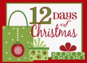 UTV 12 days of Christmas comp