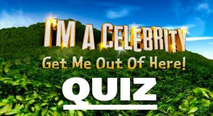 I'm a Celebrity quiz facts competition