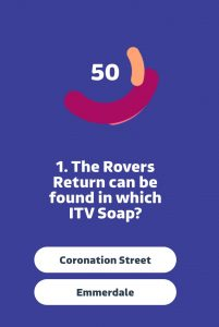ITV Cash Before Bedtime Competition - Question 1
