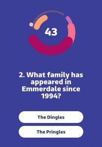 ITV Cash Before Bedtime Competition Question 2