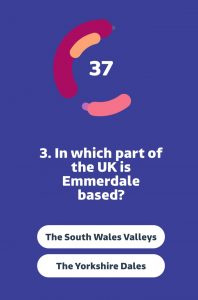 ITV Cash Before Bedtime Competition - Question 3